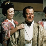 "Image for the Film programme ""The Barbarian and the Geisha"""
