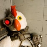 "Image for the Animation programme ""Robot Chicken"""