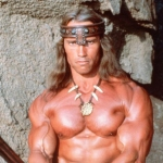 "Image for the Film programme ""Conan the Barbarian"""