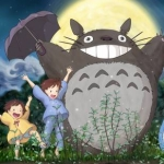 "Image for the Film programme ""My Neighbour Totoro"""