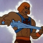 "Image for the Animation programme ""He-Man The Masters of the Universe"""