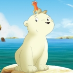 "Image for the Film programme ""The Little Polar Bear 2: The Mysterious Island"""