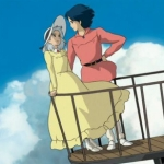 "Image for the Film programme ""Howl's Moving Castle"""