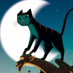 "Image for the Film programme ""A Cat in Paris"""