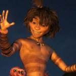 "Image for the Entertainment programme ""The Croods Special"""