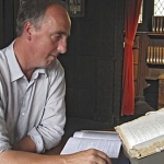 "Image for the History Documentary programme ""The Century That Wrote Itself"""