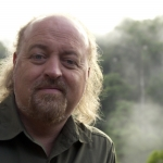 "Image for the Scientific Documentary programme ""Bill Bailey's Jungle Hero"""