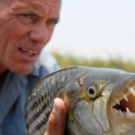 "Image for the Nature programme ""River Monsters"""
