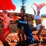 "Image for the Film programme ""The Adventures of Priscilla, Queen of the Desert"""
