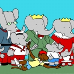 "Image for the Animation programme ""Babar"""