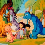 "Image for the Childrens programme ""Dragon Tales"""