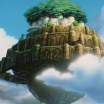 "Image for the Film programme ""Laputa: Castle in the Sky"""
