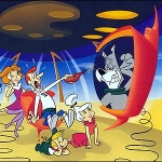 "Image for the Film programme ""Jetsons: The Movie"""