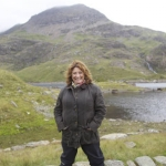 "Image for the Travel programme ""Caroline Quentin's National Parks"""