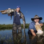 "Image for the Documentary programme ""Gator Boys"""