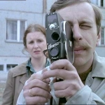 "Image for the Film programme ""Camera Buff"""