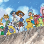 "Image for the Animation programme ""Digimon: Digital Monsters"""