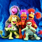 "Image for the Childrens programme ""Fraggle Rock"""