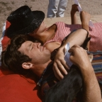 "Image for the Film programme ""Pierrot le fou"""