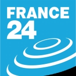 "Image for the News programme ""France 24"""