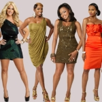 "Image for the Reality Show programme ""The Real Housewives of Atlanta"""