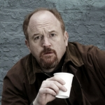 "Image for the Sitcom programme ""Louie"""