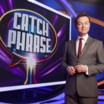 "Image for the Game Show programme ""Celebrity Catchphrase"""