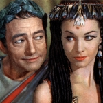 "Image for the Film programme ""Caesar and Cleopatra"""