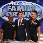 "Image for the Game Show programme ""All Star Family Fortunes"""