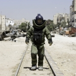 "Image for the Film programme ""The Hurt Locker"""