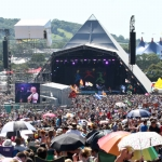 "Image for the Music programme ""Glastonbury 2013"""