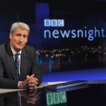 "Image for the News programme ""Newsnight"""