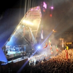 "Image for the Music programme ""Glastonbury Highlights"""