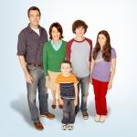 "Image for the Sitcom programme ""The Middle"""
