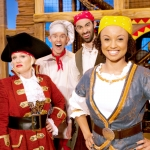 "Image for the Game Show programme ""Swashbuckle"""