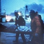 "Image for the Documentary programme ""Piper Alpha: Fire in the Night"""