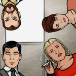 "Image for the Animation programme ""Archer"""