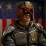 "Image for the Film programme ""Dredd"""