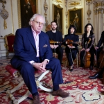 "Image for the History Documentary programme ""David Starkey's Music and Monarchy"""