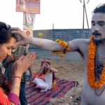 "Image for the Documentary programme ""Kumbh Mela: The Greatest Show on Earth"""