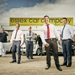 "Image for the Documentary programme ""The Dealership"""