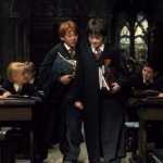 "Image for the Film programme ""Harry Potter and the Philosopher's Stone"""
