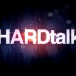 "Image for the Documentary programme ""Hardtalk on the Road"""