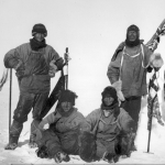 "Image for the Film programme ""Scott of the Antarctic"""