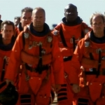 "Image for the Film programme ""Armageddon"""