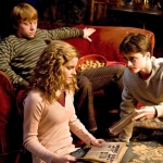 "Image for the Film programme ""Harry Potter and the Half-Blood Prince"""