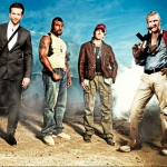 "Image for the Film programme ""The A-Team"""