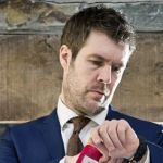 "Image for the Documentary programme ""Rhod Gilbert's Work Experience"""