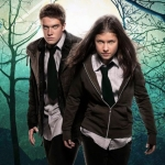 "Image for the Kids Drama programme ""Wolfblood"""