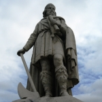 "Image for the History Documentary programme ""King Alfred and the Anglo Saxons"""